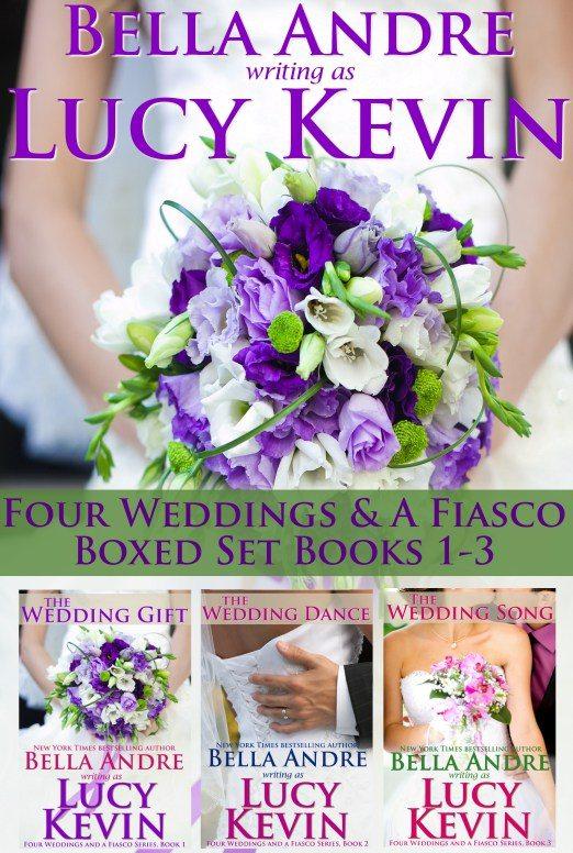 Four Weddings A Fiasco Books 1 3